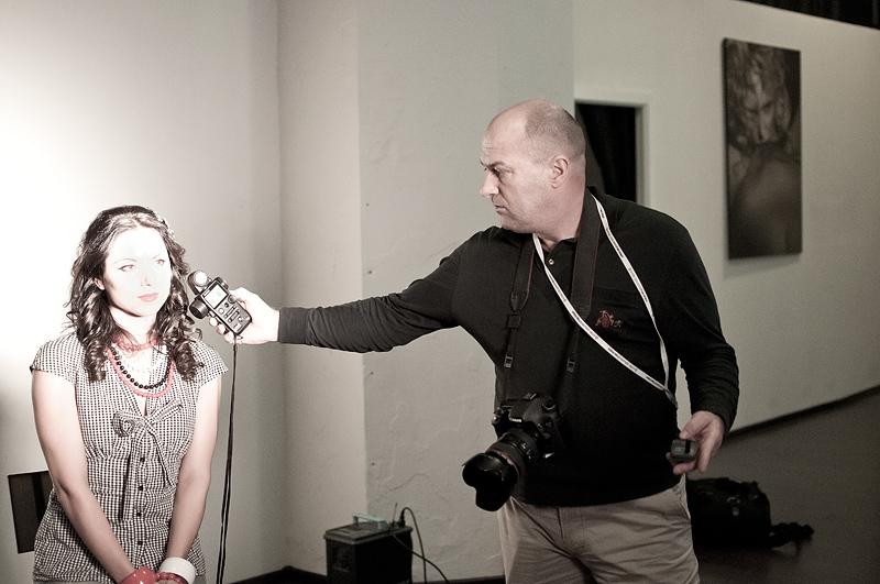 мастер-класс по рекламной фотографии, бэк стэдж
