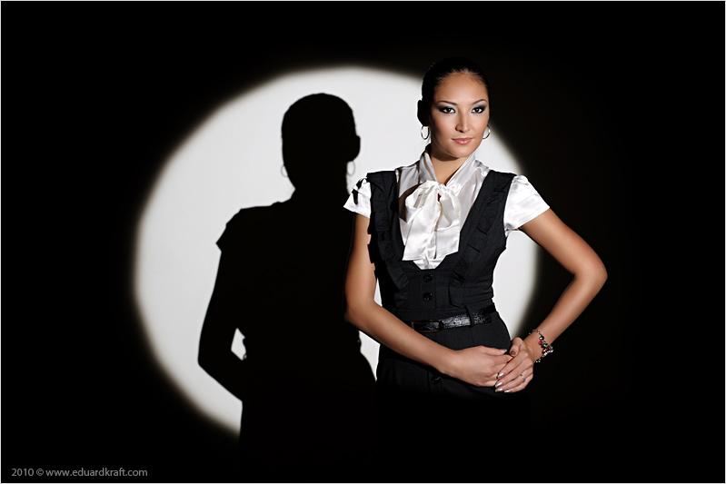 фотограф Эдуард Крафт, мастер-класс по рекламной фотографии 31 октября 2010