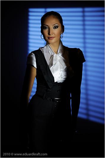 Мастер-класс по рекламной фотографии, фотограф Эдуард Крафт, окт. 2010