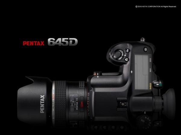 Pentax 645D body