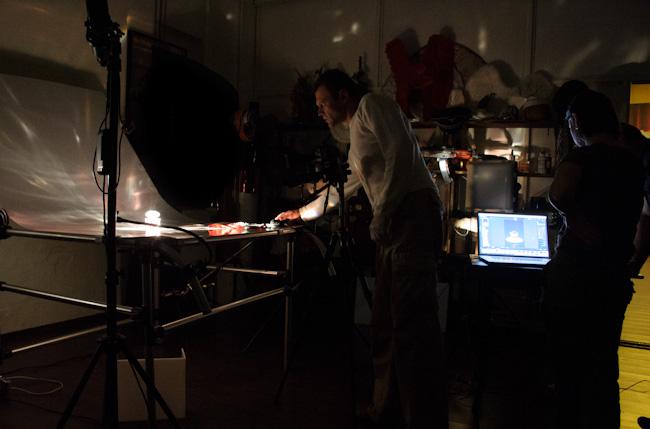 Мастер-класс по предметной фотографии, Фотограф Эдуард Крафт.