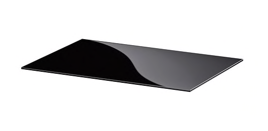 черное стекло для предметной фотосъемки