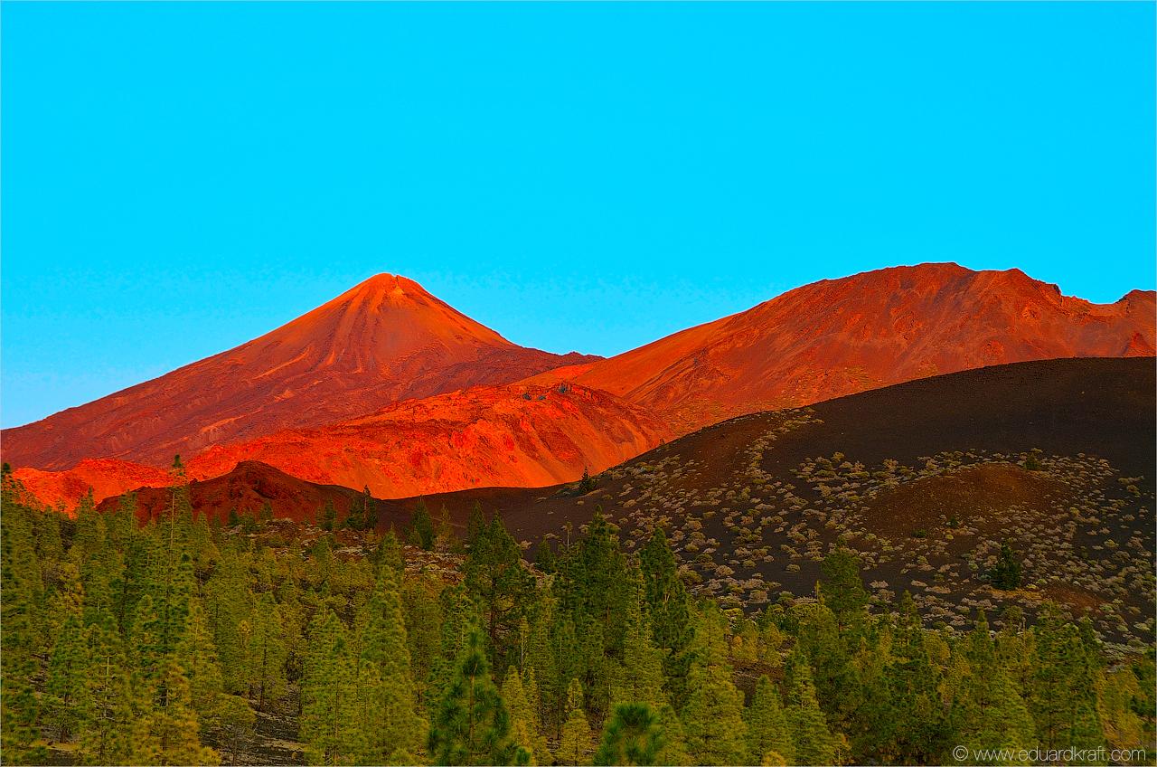 Вулкан Тейде - Арона Тур»